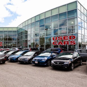 Largest New and Used Inventory