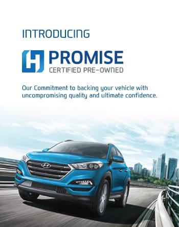Hyundai H-Promise Certified Pre-Owned