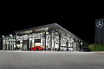 Performance Mercedes-Benz