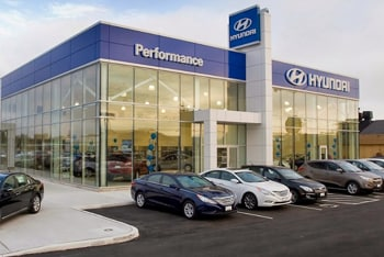 Performance Hyundai