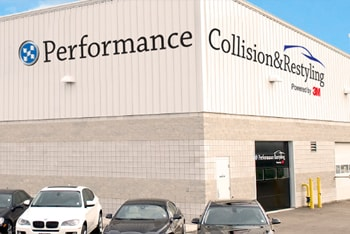 Performance Collision & Restyling