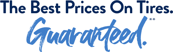 The Best Prices On Tires Guaranteed