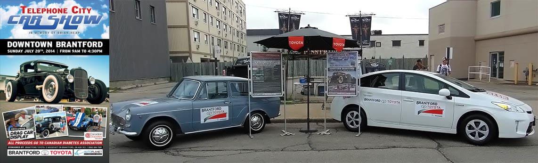 Brantford Telephone City Car Show