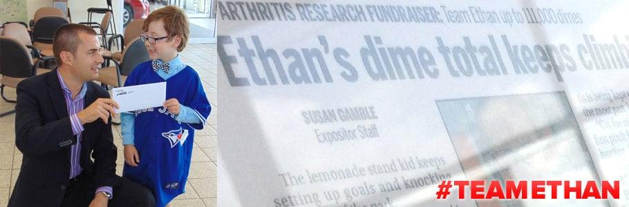 Ethan Golden - Arthritis Research