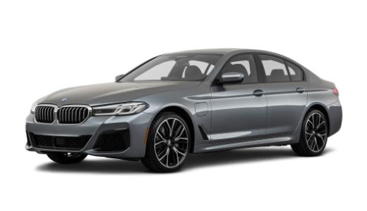 BMW 5 Series PHEV