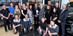Performance Lexus Award Winning Dealership