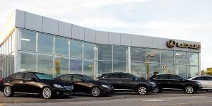 Largest Lexus Inventory in Niagara