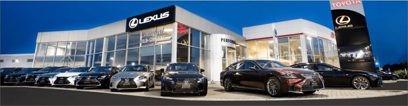 Lexus Pursuit of Excellence Elite Award