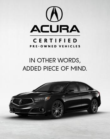 Performance Acura