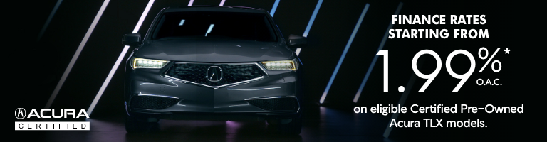Acura Certified Pre-Owned TLX 2