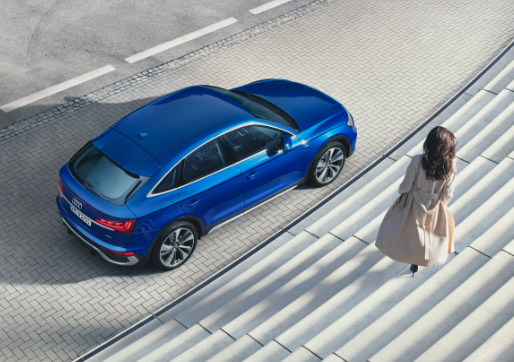 Audi Care for new vehicle