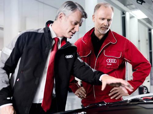 Benefits of Audi Care